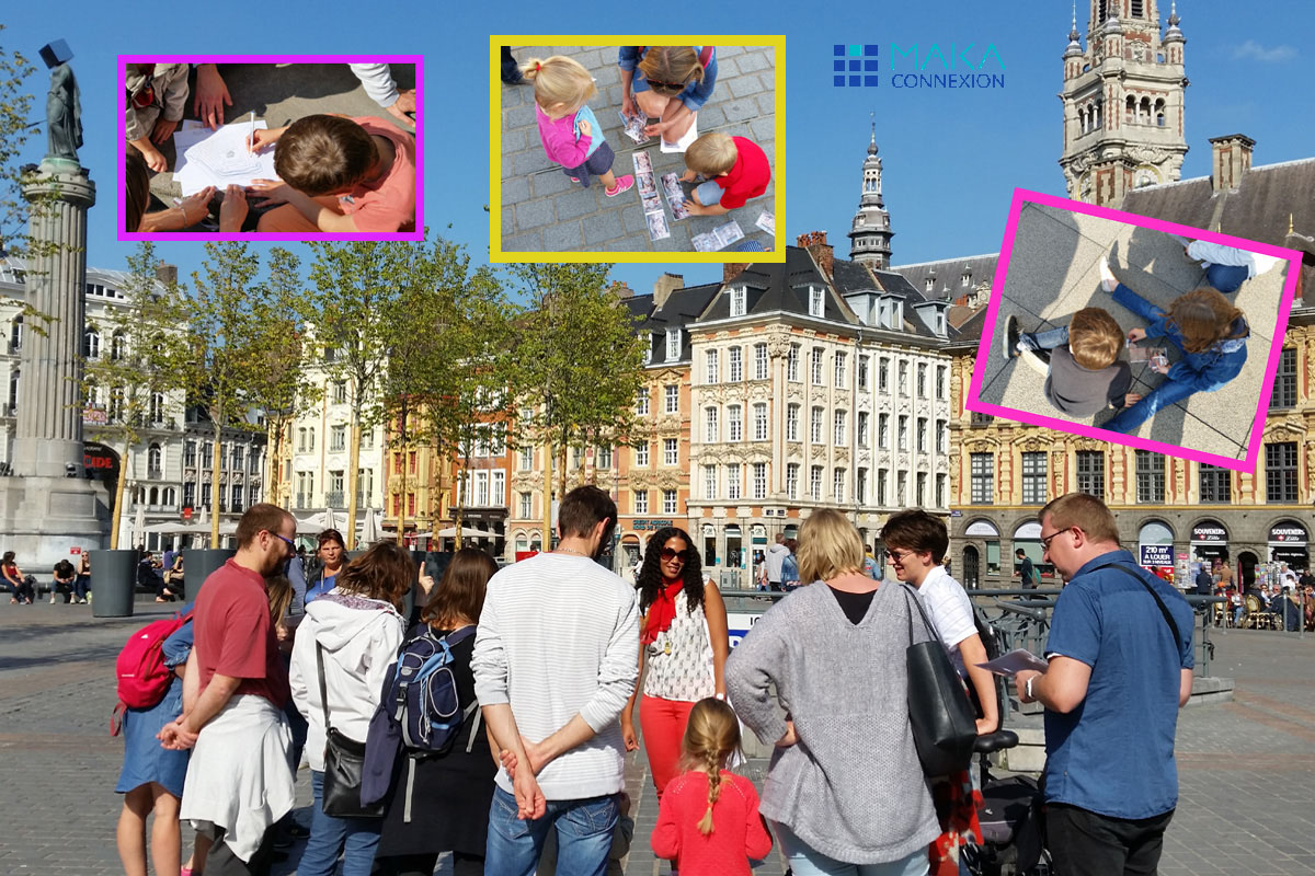 image illustration du Cluedo in Lille
